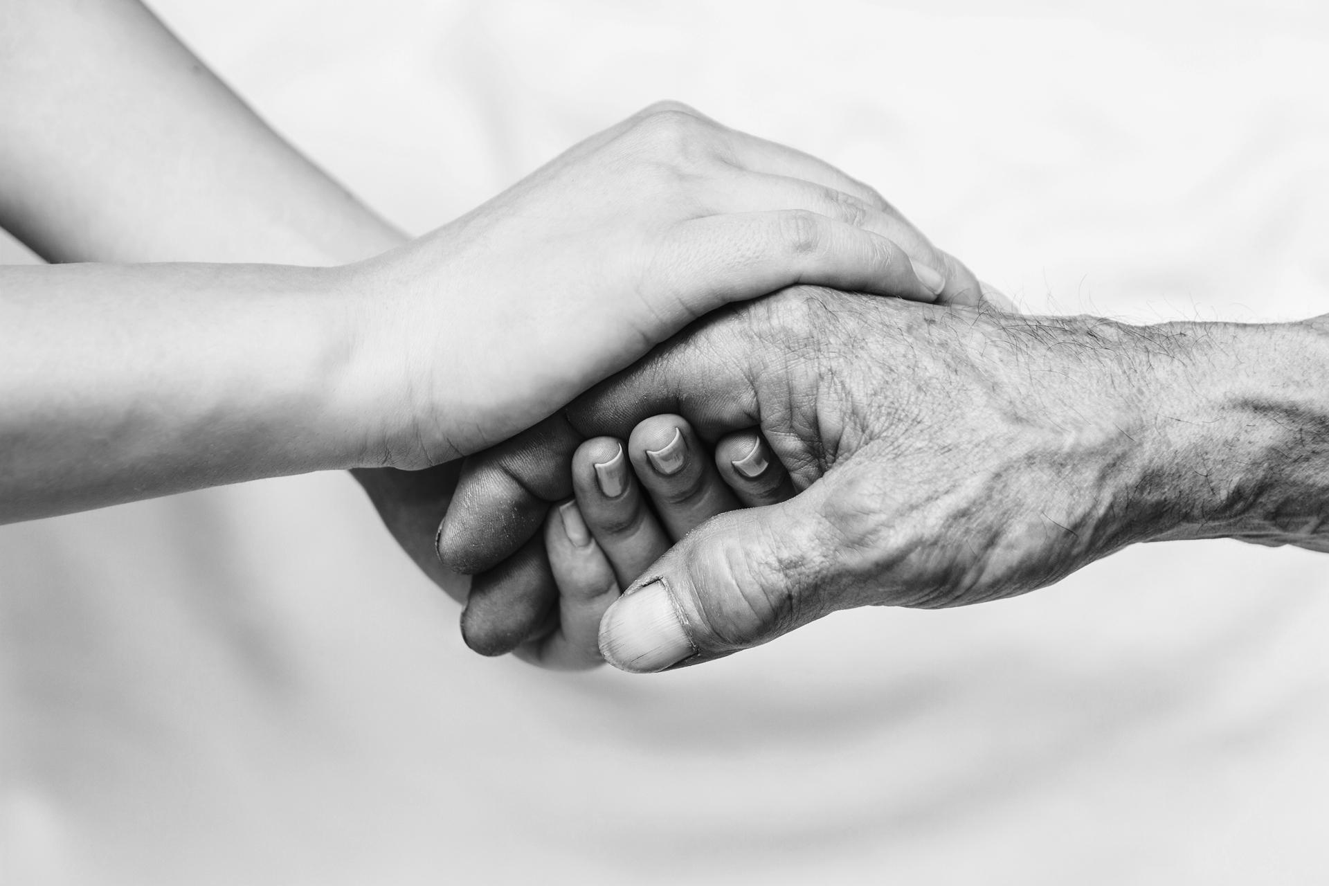 Häusliche Pflege mit Herz